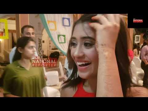 Yeh Rishta Kya Kehlata hai Serial Starcast Mohsin Khan off Screen Masti  WIth Shivangi Joshi