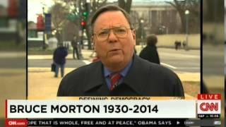 CNN Remembers Bruce Morton (9/5/2014)