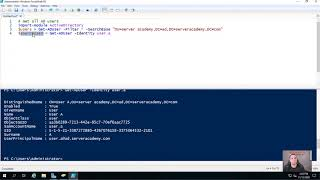 Active Directory automation with PowerShell