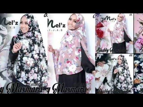 Video Tutorial Hijab Khimar Shabby by Desi Arisaptuti