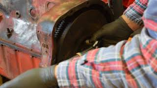 8n Ford Clutch 3 5 Mm Stereo Wiring Diagram Tractor Replacement Free Video Search Site Findclip 1947 Rebuild Part 10 Flywheel And