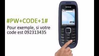 Désimlocker Telephone Portable Nokia 1616-2