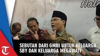 GMNI: Keluarga Megawati dan SBY Contohkan Pelajaran Berbangsa dan Bernegara yang Sangat Baik