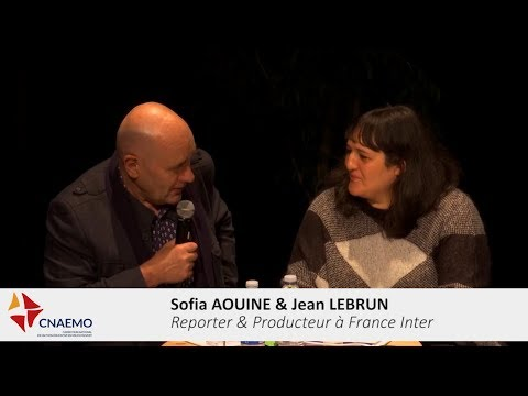 Vidéo de Sofia Aouine