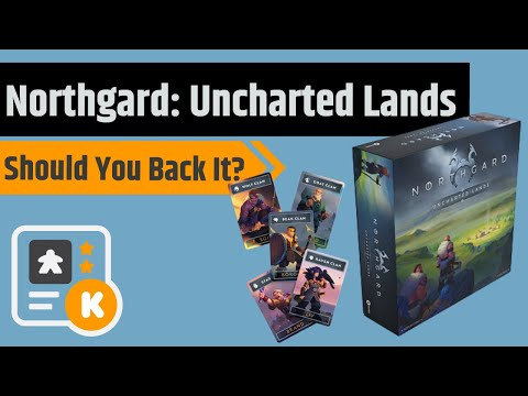 Northgard: Uncharted Lands - Should You Back It?