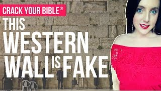 Exposing the fraud – the Wailing Wall of Fort Antonia | Christian History
