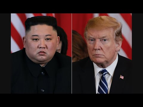 Not much is in agreement between the United States and North Korea, after the second summit between President Donald Trump and Kim Jong Un in Hanoi brokedown - not even the cause of the rift. (Feb. 28)