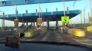Дорога в Крым ,Москва-Феодосия,часть 1/Цены на бензин и платные участки дороги
