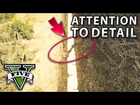 GTA V - Attention to Detail [Part 1]