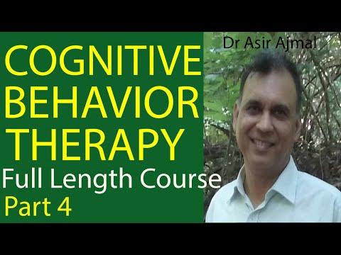 Cognitive Behavioral Therapy CBT Course Part 4   Behavioral ...