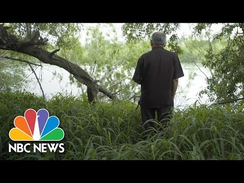 Border Wall Showdown: American Families Fight To Keep Their Land At Texas-Mexico Border | NBC News