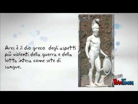 DIVINITA' GRECHE E  ROMANE