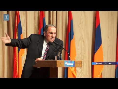 Լևոն Տեր-Պետրոսյանի ելույթը ՀԱԿԿ համագումարում