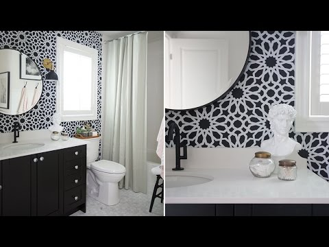 Interior Design – A Stylish Bathroom Makeover On A Budget