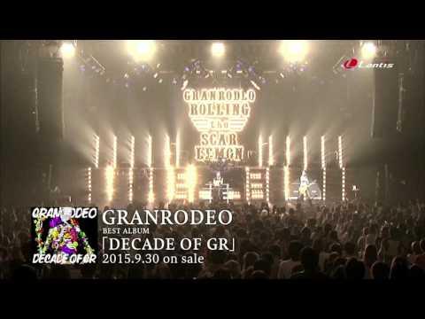 【声優動画】GRANRODEOのベストアルバム「DECADE OF GR」発売