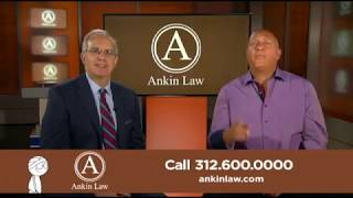 Steve Wilkos Appears in Ankin Law Personal Injury Commercial