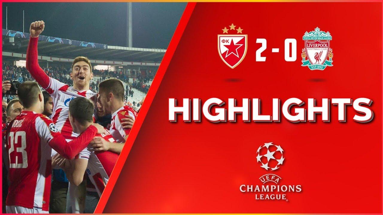 UEFA CHL / 4.kolo / #CZVLIV 2:0