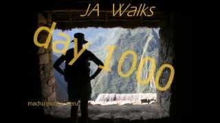 1000 Days Of Walking