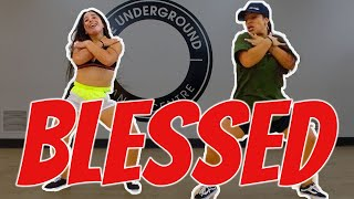 Shenseea   Blessed (feat. Tyga) @BizzyBoom Choreography