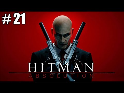 /CZ\ Hitman: Absolution Part 21 - Vystresovaný personál
