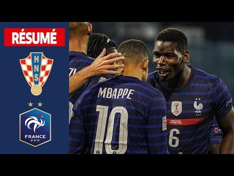 Croatia 1-2 France