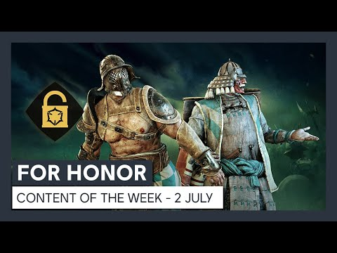 FOR HONOR – CONTENT OF THE WEEK – 02 JULY
