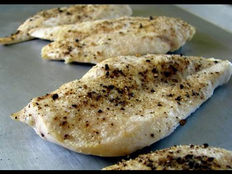 Video Healthiest Baked Chicken Recipe - Clean Eating Meal Prep
