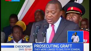 Where Kenya is going wrong in prosecuting graft