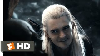 The Hobbit: The Battle Of The Five Armies - Legolass Rampage Scene (8/10) | Movieclips