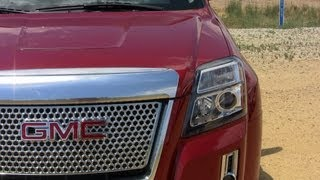 2013 GMC Terrain Denali Mile High 0-60 MPH Performance Review