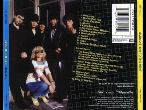 Blondie - Die young stay pretty & lyrics