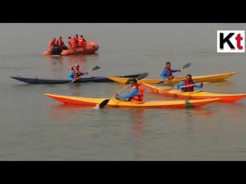 Glimpses of Murshidabad to Kolkata rafting competition's Closing Ceremony