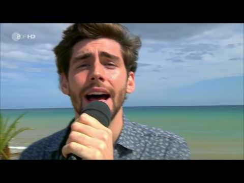 Alvaro Soler - Animal - ZDF Fernsehgarten on Tour 30.04.2017
