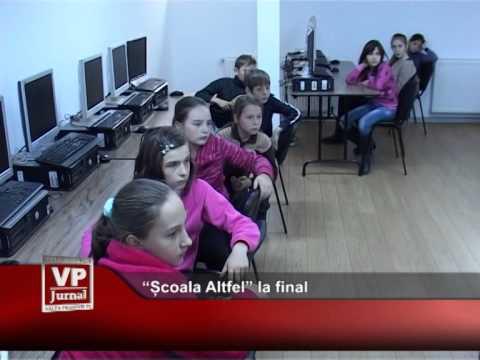 """""""Școala Altfel"""" la final"""
