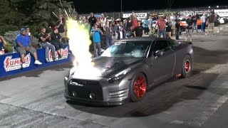 You've Never Seen A GTR Like This! 2100HP
