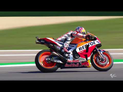 Honda in action: 2018 Gran Premio Octo di San Marino e della Riviera di Rimini