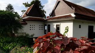 Private Five  Bedroom Pool Villa on Bayfront Property  for Sale in Khao Thong, Krabi