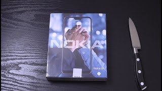 Nokia X6 - Unboxing!