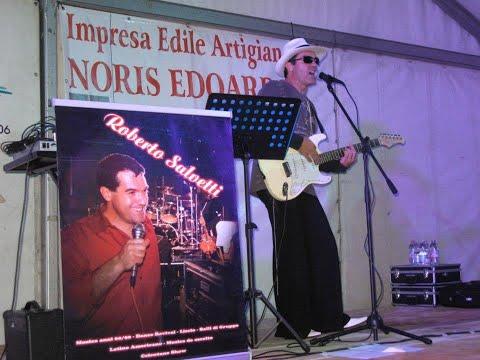 Roberto Salvetti Live Tributo a Celentano e Cover Brescia musiqua.it
