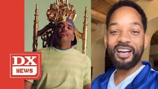 Joyner Lucas Asks 'Is This Real Life?' After Will Smith Responds To His 'Will' Video