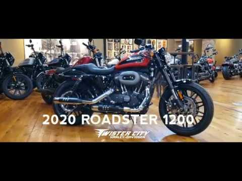 2020 Harley-Davidson® Roadster™ : XL1200CX