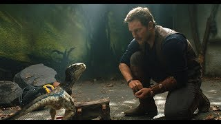 Мир Юрского периода 2 / Jurassic World: Fallen Kingdom (2018) Ролик о съемках фильма HD