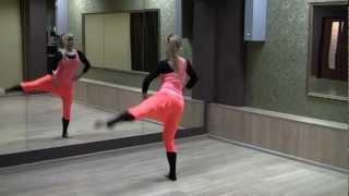 Смотреть онлайн Как танцевать танцы для похудения дома