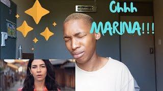 MARINA   To Be Human Reaction |Reaction|