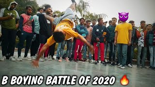 B BOYING BATTLE 2020 IN INDIA 🔥
