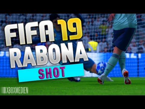FIFA 19 Rabona shot Tutorial (Xbox One, PS4, PC) Animated Controllers