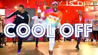 "Missy Elliott   ""Cool Off"" | JR Taylor Choreography | IG: @DidntInviteMe"