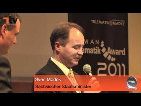 Die Verleihung des Telematik Awards 2011