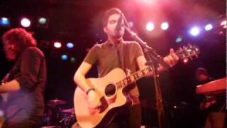 The Boxer Rebellion Flashing Red Light Means Go at The Roxy