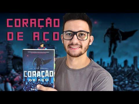 CORAÇÃO DE AÇO [RESENHA SEM SPOILERS] | André Jorge Jr